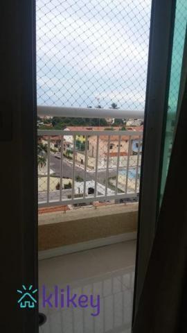 Apartamento à venda com 3 dormitórios em Cidade dos funcionários, Fortaleza cod:7474 - Foto 8