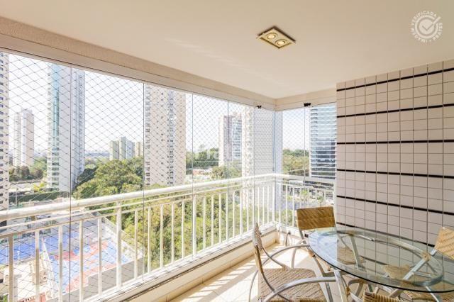 Apartamento à venda com 3 dormitórios em Ecoville, Curitiba cod:5143 - Foto 2