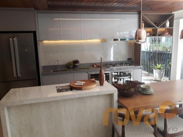 Apartamento à venda com 3 dormitórios em Setor marista, Goiânia cod:NOV89112 - Foto 7