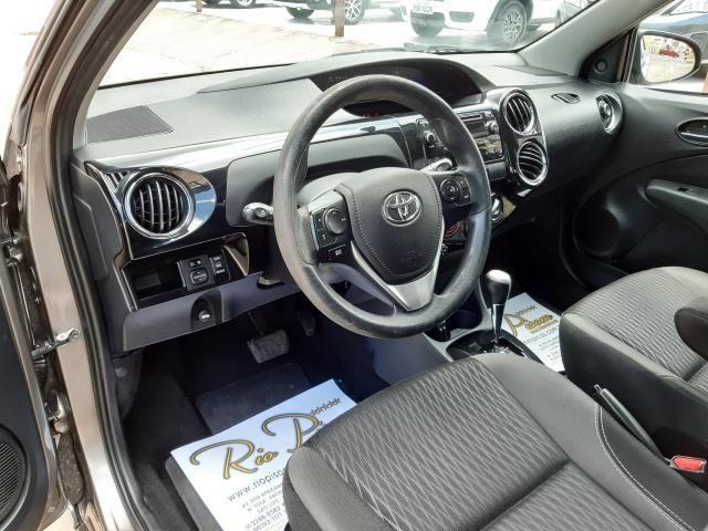 Toyota Etios XS 1.5 Automático 16/17 - Troco e Financio!! - Foto 14