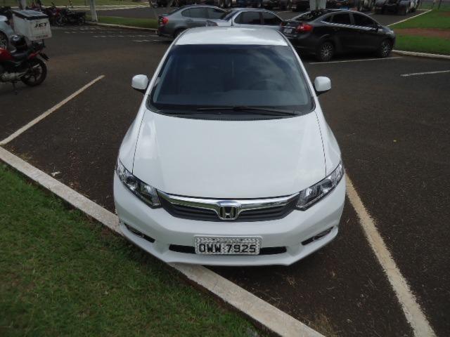 Honda Civic LXS 1.8 2014/2014 - Foto 9