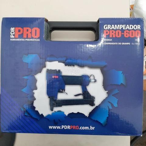 Grampeador Pneumático - Foto 5