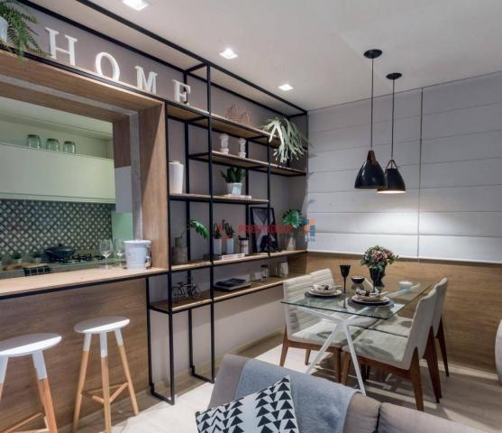Apartamento com 2 quarto à venda, 48 m² por r$ 209.900 - palmeiras - belo horizonte/mg - Foto 3
