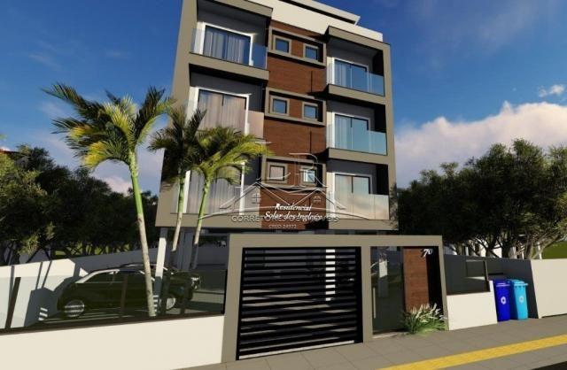 Apartamento à venda com 1 dormitórios em Ingleses do rio vermelho, Florianópolis cod:1698 - Foto 3
