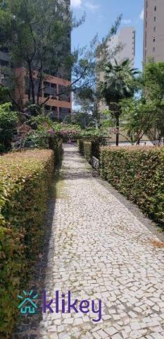 Apartamento à venda com 3 dormitórios em Cidade dos funcionários, Fortaleza cod:7467 - Foto 17