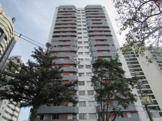 Apartamento à venda com 3 dormitórios em Cabral, Curitiba cod:604