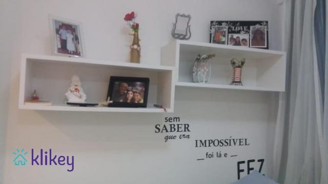 Apartamento à venda com 3 dormitórios em Cidade dos funcionários, Fortaleza cod:7474 - Foto 3