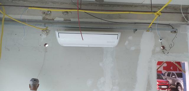 J N ar refrigeração e climatização * - Foto 4