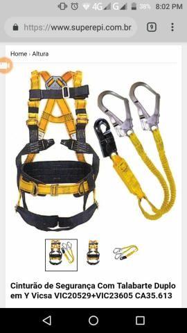 40aeba04ba3cf Cinturão de segurança - Equipamentos e mobiliário - Jurunas, Belém ...