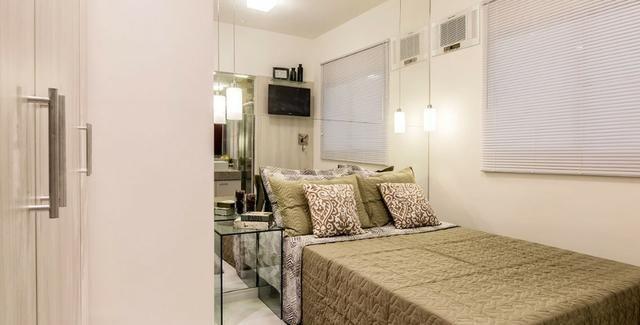 Vila do Frio Condomínio club 3 qrts 1 suite 64m, com piscina e Varanda e Suite (Promoção) - Foto 14