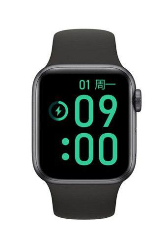 Relógio Smartwatch Iwo 13 i8 Pró Totalmente à prova d'água GPS 52 Faces Lançamento - Foto 2