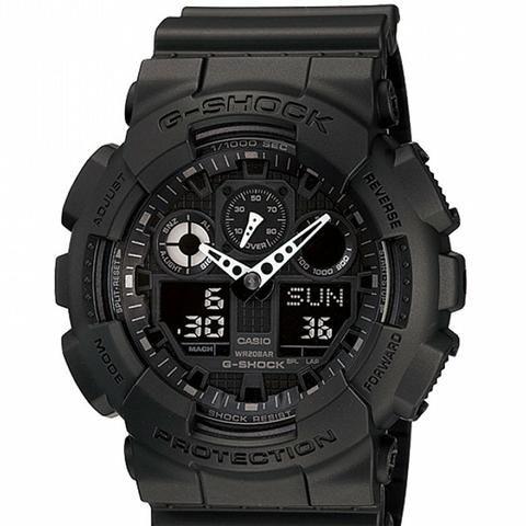 Relógio G Shock GA-100-1