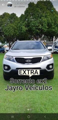 JAYRO VEÍCULOS tem Sorento ex2