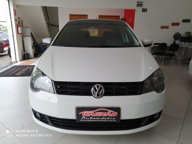 Polo Hatch 1.6 Sportline Completo 2012 Top!