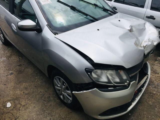 Sucata Renault Sandero 1.0 2016 Retirada De Peças - Foto 7
