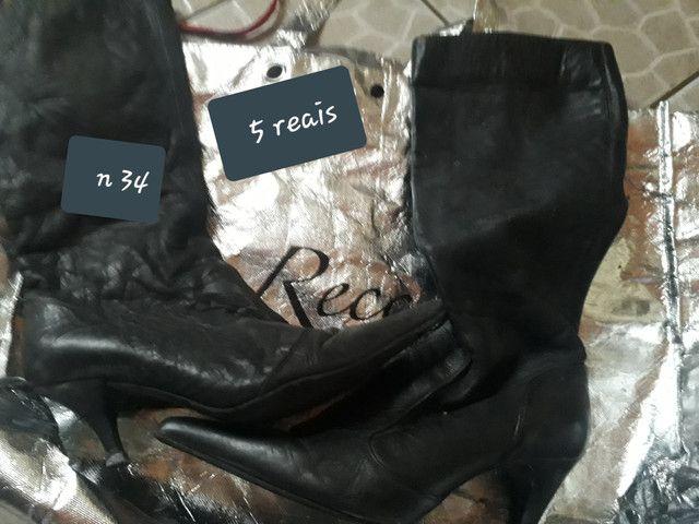Vendo sapatos bons n 34 36 38 39 40 - Foto 3
