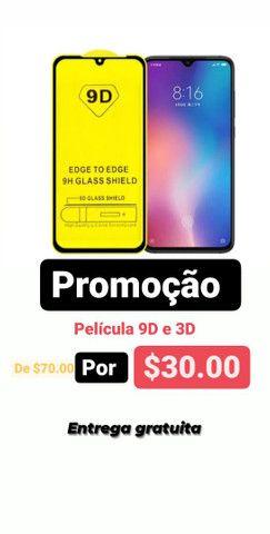 Promoção de Películas 9 e 3D e consertos de celulares - Foto 2