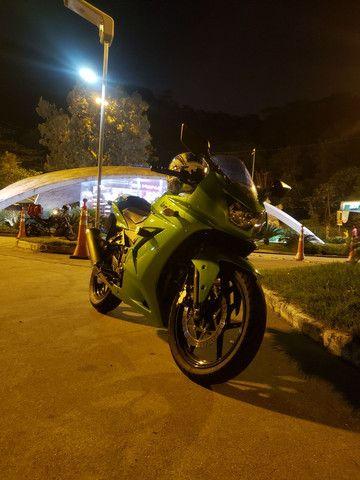 Kawasaki Ninja 250r Segundo Dono - Foto 4