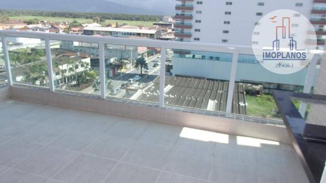 Apartamento com 2 dormitórios à venda, 80 m² por R$ 310.000,00 - Caiçara - Praia Grande/SP - Foto 19