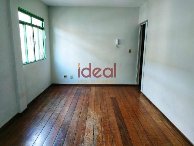 Apartamento para aluguel, 2 quartos, 1 vaga, Clélia Bernardes - Viçosa/MG - Foto 2
