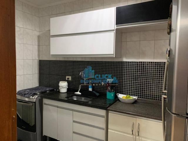 Apartamento com 1 dormitório à venda, 47 m² por R$ 215.000,00 - Estuário - Santos/SP - Foto 4