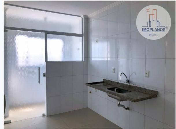 Apartamento com 2 dormitórios à venda, 78 m² por R$ 410.000,00 - Aviação - Praia Grande/SP - Foto 10