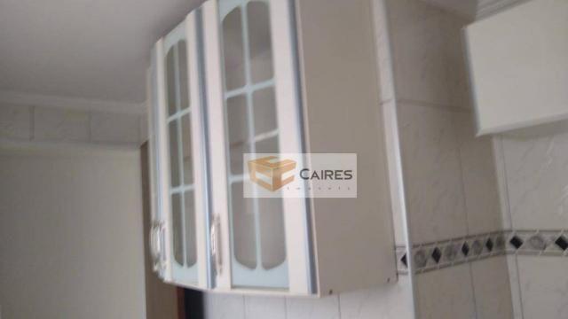 Locação Centro Apartamento com 1 dormitório para alugar, 46 m² por R$ 800/ano - Centro - C - Foto 12