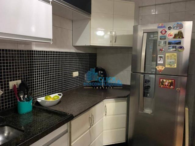Apartamento com 1 dormitório à venda, 47 m² por R$ 215.000,00 - Estuário - Santos/SP - Foto 6