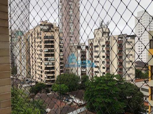 Apartamento com 4 dormitórios à venda, 248 m² por R$ 1.064.000,00 - Boqueirão - Santos/SP - Foto 13