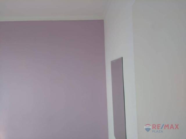 Apartamento com 2 dormitórios para alugar, 45 m² por R$ 650,00/mês - Residencial Ana Célia - Foto 10