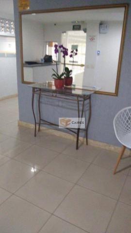 Locação Centro Apartamento com 1 dormitório para alugar, 46 m² por R$ 800/ano - Centro - C - Foto 5