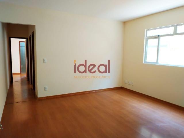 Apartamento para aluguel, 2 quartos, 1 suíte, 1 vaga, Santo Antônio - Viçosa/MG - Foto 2