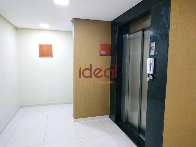 Apartamento para aluguel, 2 quartos, 1 vaga, Santo Antônio - Viçosa/MG - Foto 2