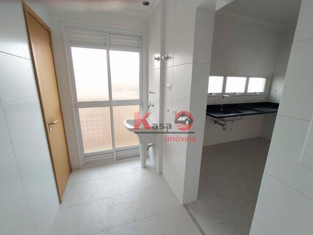 Apartamento 2 dormitórios, 1 suíte, sacada gourmet - San Bernardino Santos - Foto 14
