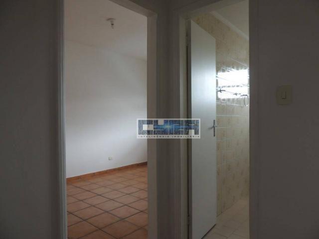Apartamento AMPLO com 2 dormitórios e dependência em Santos - Foto 5