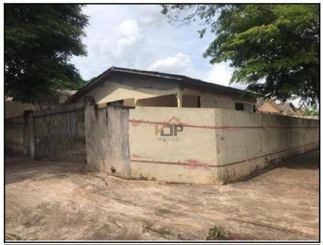 Casa com 2 dormitórios à venda, 91 m² por R$ 128.448,91 - Conjunto Ovidio Franzoni - Ciano - Foto 2