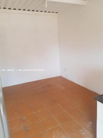 Casa para Locação em Presidente Prudente, GUANABARA, 1 dormitório, 1 banheiro, 1 vaga - Foto 8