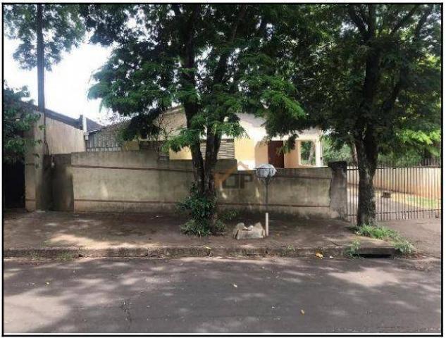Casa com 2 dormitórios à venda, 91 m² por R$ 128.448,91 - Conjunto Ovidio Franzoni - Ciano