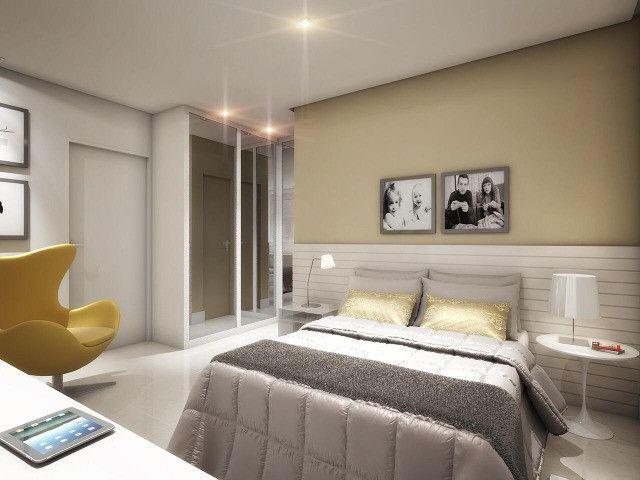 O Amplo 3/4 Varanda Novo/Pronto +DPE Com 109 m² Moderno-Melhor Localização da Jatiuca - Foto 12