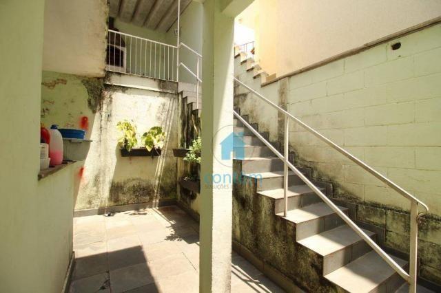 Sobrado com 3 dormitórios à venda, 250 m² por R$ 450.000,00 - Cidade das Flores - Osasco/S - Foto 9