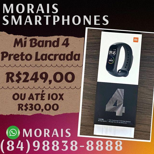 Xiaomi Mi Band 4 Preta Amoled (LACRADA+NOTA FISCAL) - WhatsApp ( 8 4 ) 9 8 8 3 8 - 8 8 8 8
