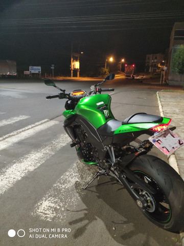 Kawasaki Z1000 ABS - Impecável - Foto 2