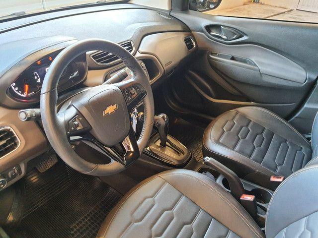 GM Chevrolet Prisma LTZ automático 18/19 24.000 km, carro top. - Foto 2