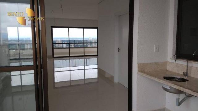 ED ROYAL PRESIDENT - Apartamento com 4 dormitórios à venda, 237 m² por R$ - Bosque - Cuiab - Foto 17