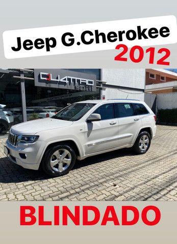 Jeep gran cherokee laredo 2012 blindada - Foto 3
