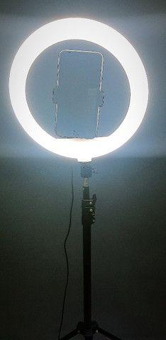 Ring light completo - Foto 5