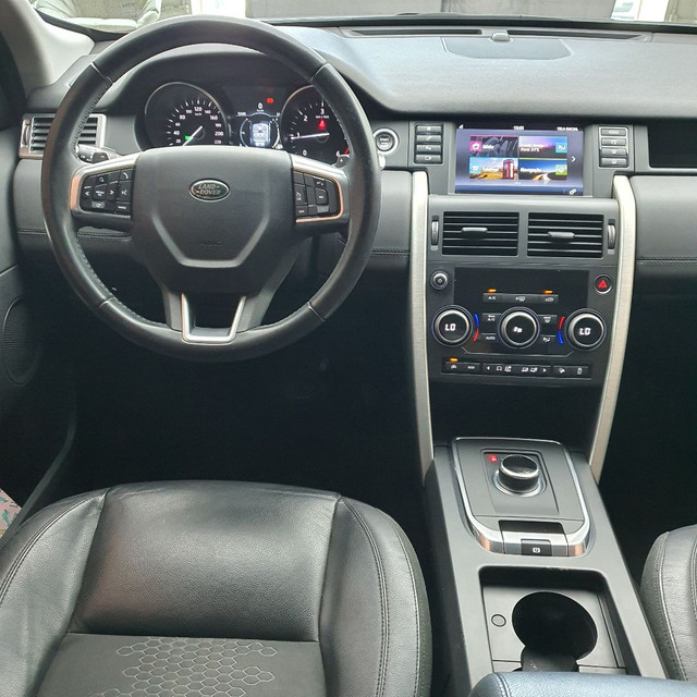 Land Rover Discovery Sport SE - Diesel 2017 - 5 lugares - Foto 11