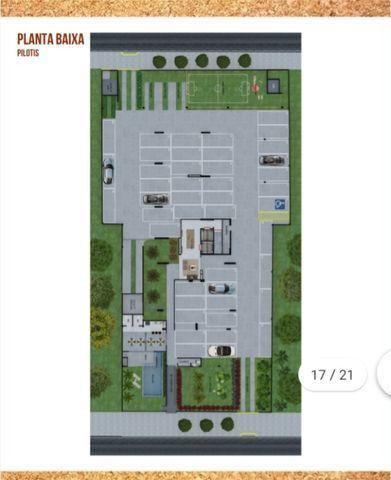 NV - Unique Hall Lagoa do Araçá 3 qts, 71m²- 81. * Whatsapp - Foto 16