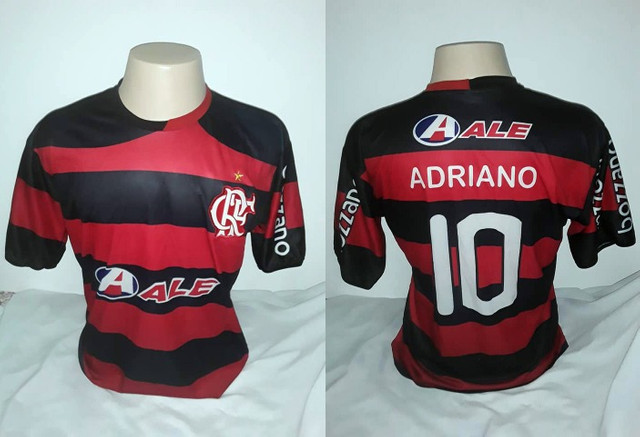 Camisas de Futebol do Flamengo - Foto 2