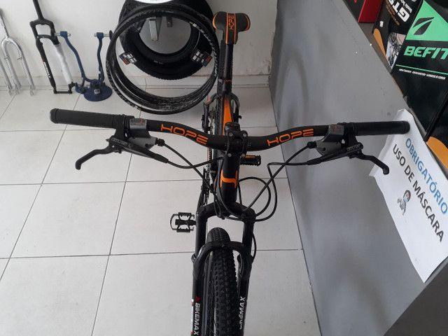 Bicicleta Mountain bike NOVA ZERO SO VENDO . - Foto 3